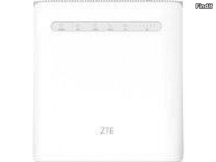 ZTE MF286 4G router med inbyggt modem