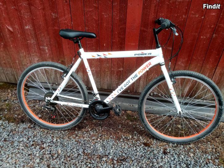 Myydään Maastopyörä 26 Tuumaa
