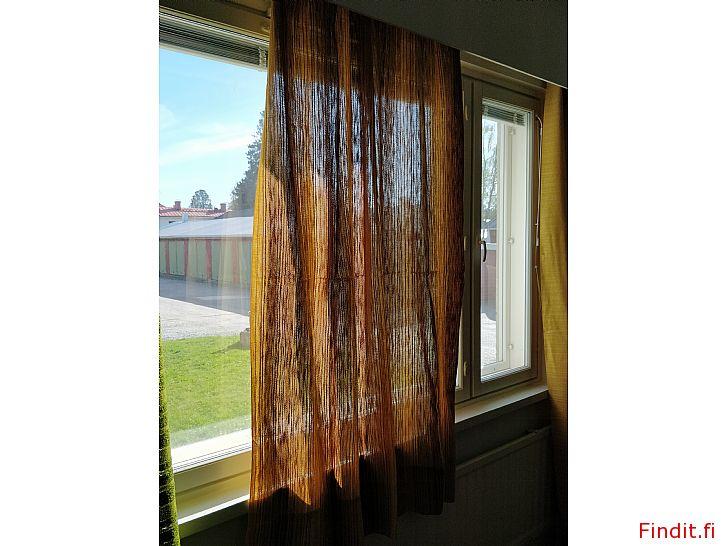 Säljes Retro gardiner