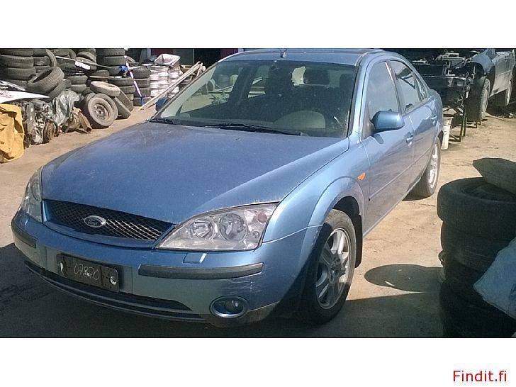 Myydään Ford Mondeo 2005 varaosina
