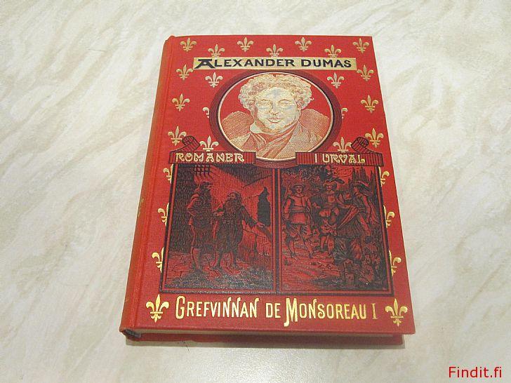 Säljes Alexander Dumas Grefvinnan de Monsoreau I