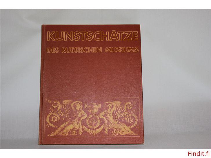 Säljes Boken KUNSTSCHÄTZE DES RUSSISCHEN MUSEUMS