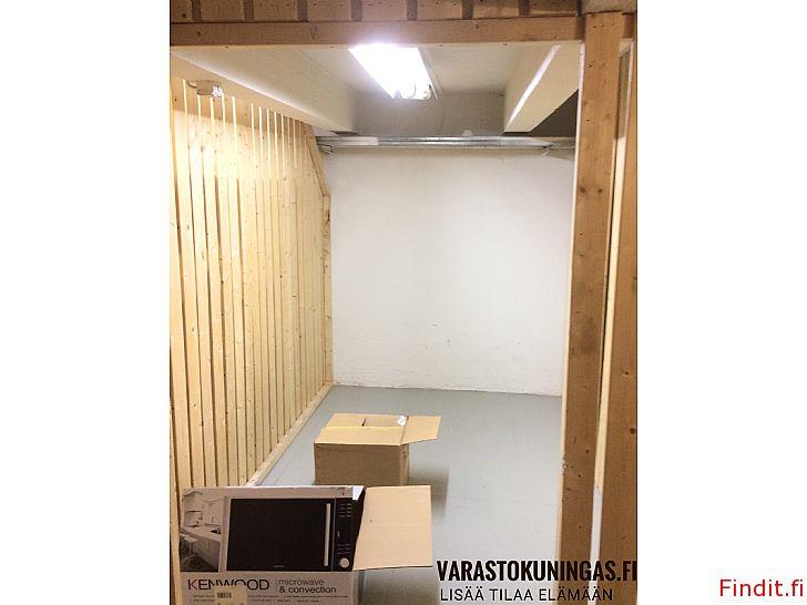 Uthyres Varma förmånliga små förråd 1 - 11 m2 uthyres i Vasa centrum