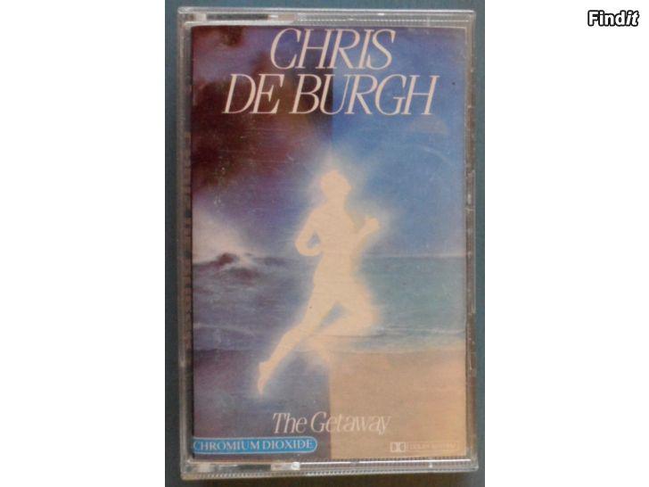 Säljes Chris De Burgh, The Getaway