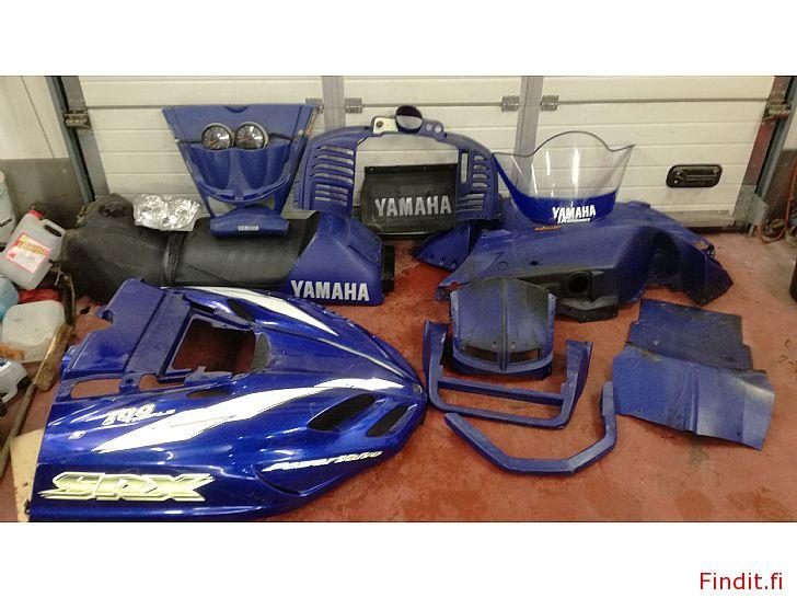 Säljes Yamaha SXR, SRX, v-max 700, 500 säljes i delar