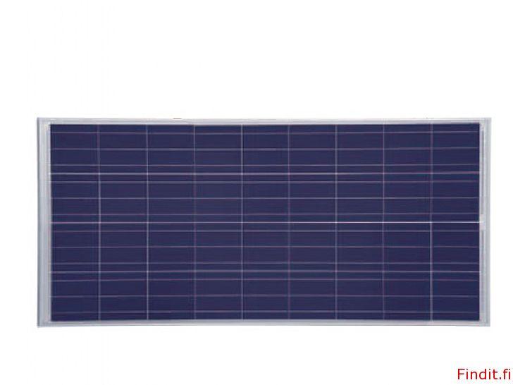 Säljes 160W solpanel, nya, garanti, fraktfritt till 40 städer