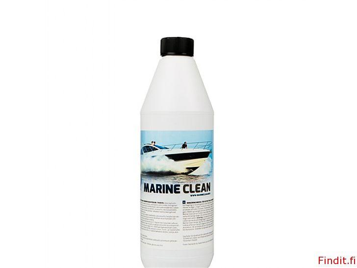 Säljes Marine Clean gör det enkelt att tvätta båtbottnar