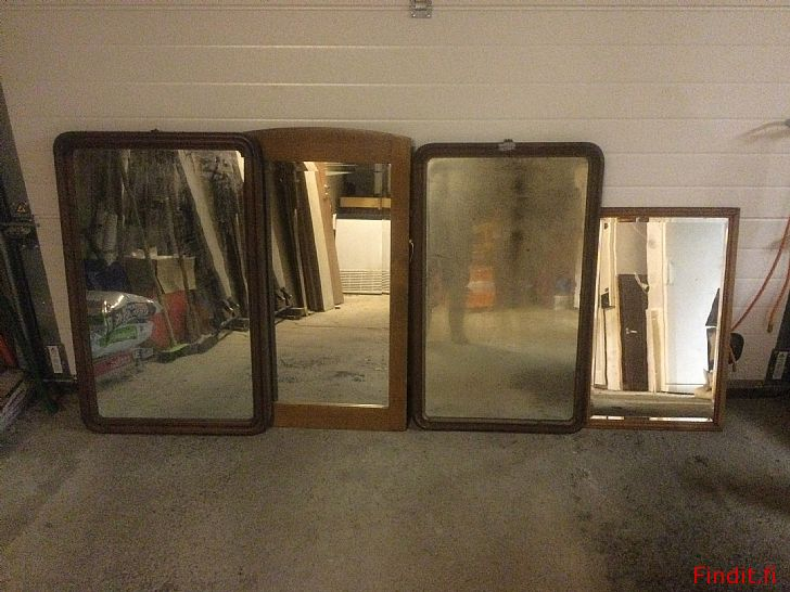 Säljes Antika, Retro Speglar
