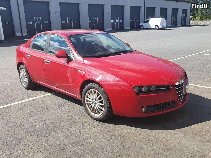Säljes Alfa Romeo 159 -07