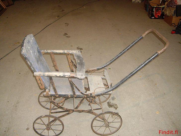 Säljes barnvagn