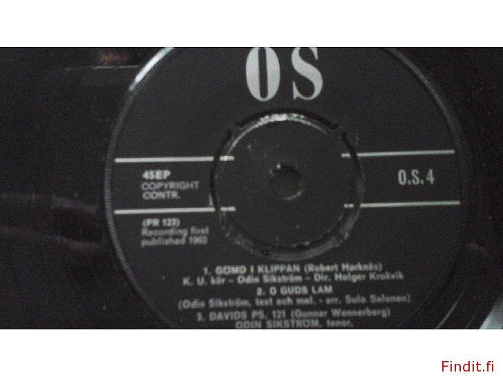Säljes LP skiva