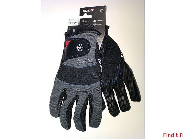 Säljes Nya handskar vattentäta