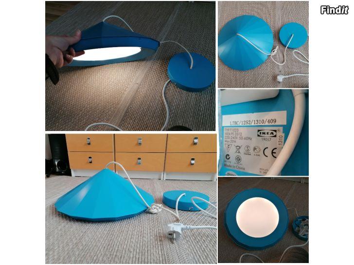 Myydään Ikea ps 2012 Henrik Preutz lamppu valaisin