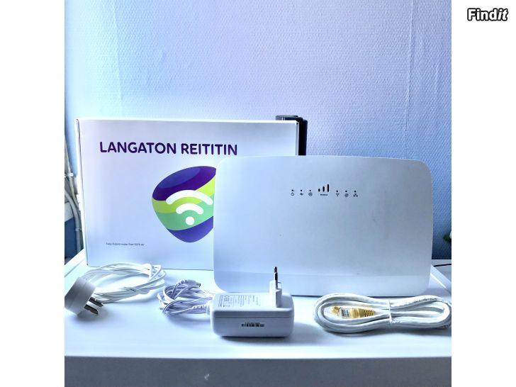 Säljes Telia Hybrid Router Fast 5370 Air