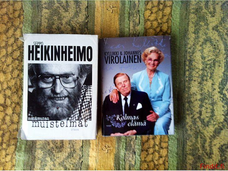 Myydään Kyllikki ja Johannes Virolainen, Heikinheimo