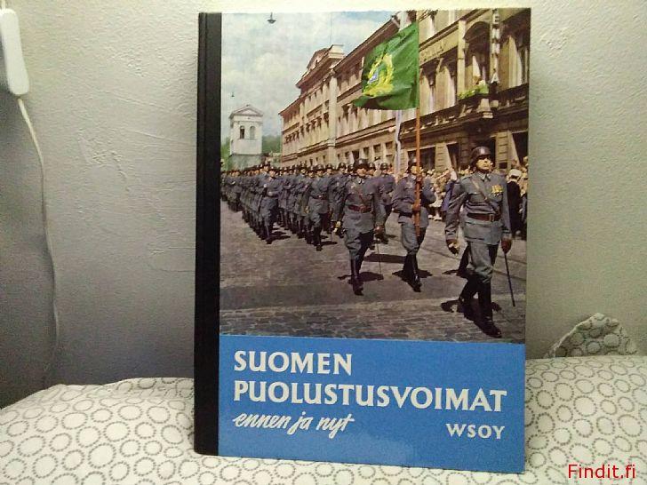 Myydään Suomen puolustusvoimat ennen ja nyt