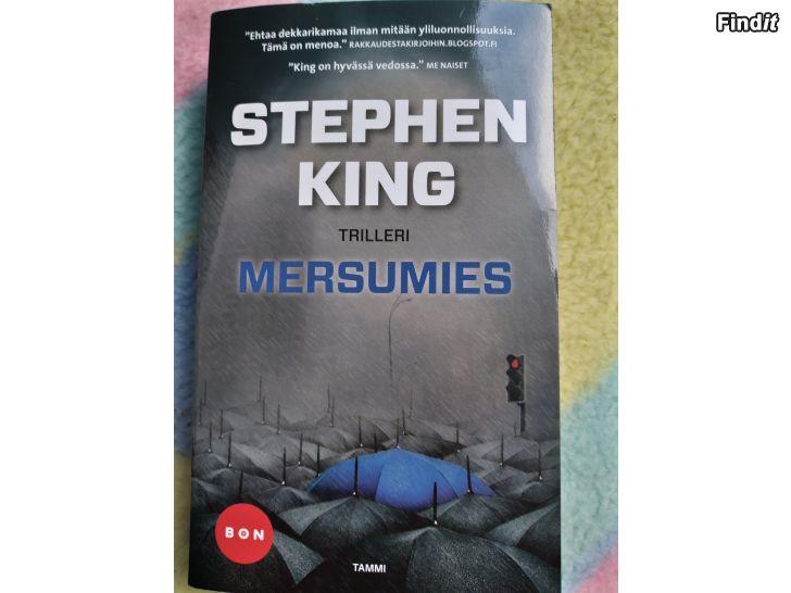 Myydään Mersumies - Stephen King