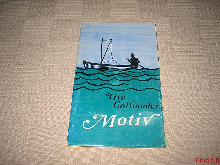 Säljes Motiv av Tito Colliander