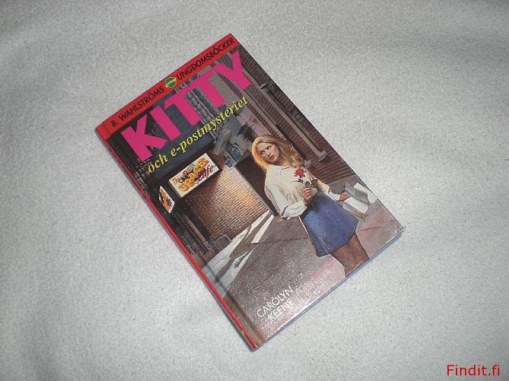 Säljes Kitty bok