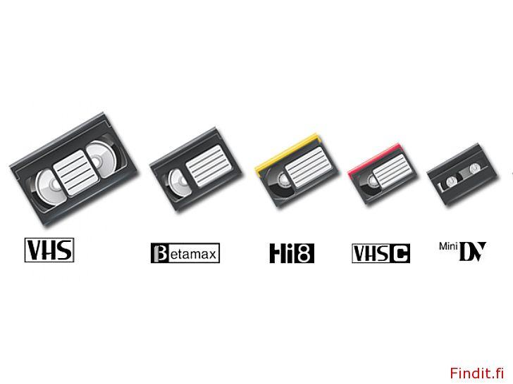 Myydään VIDEOBAND TILL USB/DVD/HDD