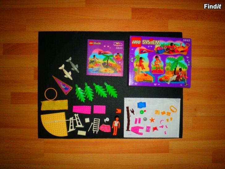 Myydään LEGO SYSTEM 5845 1990-luvulta - 15e