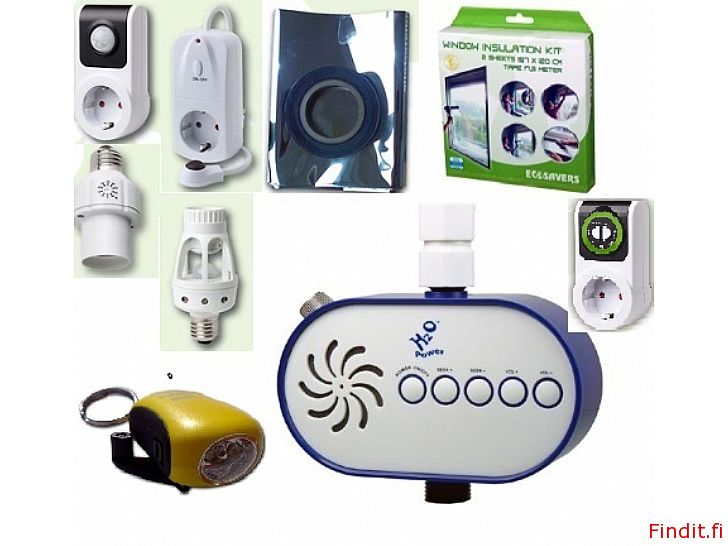 Säljes Energisparande småprodukter SLUTFÖRSÄLJNING