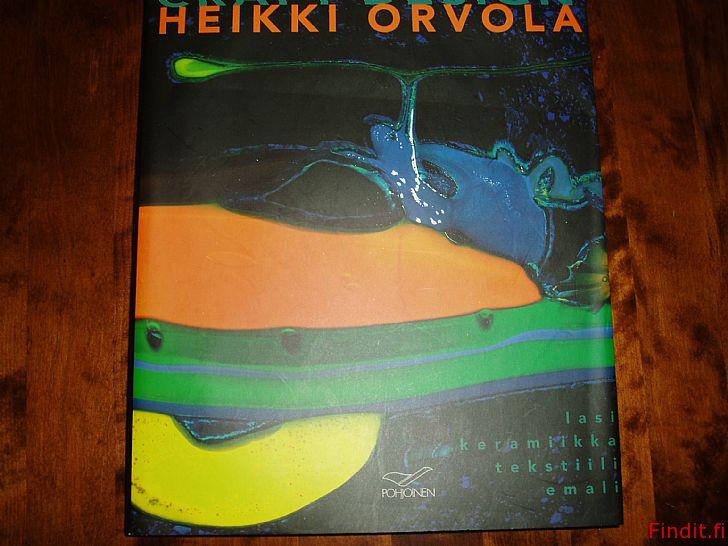 Myydään Heikki Orvola Craft Design
