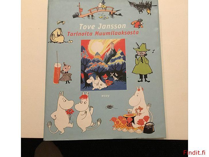 Myydään Tarinoita Muumilaaksosta, Tove Jansson