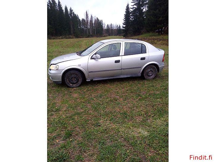 Säljes Opel Astra i delar