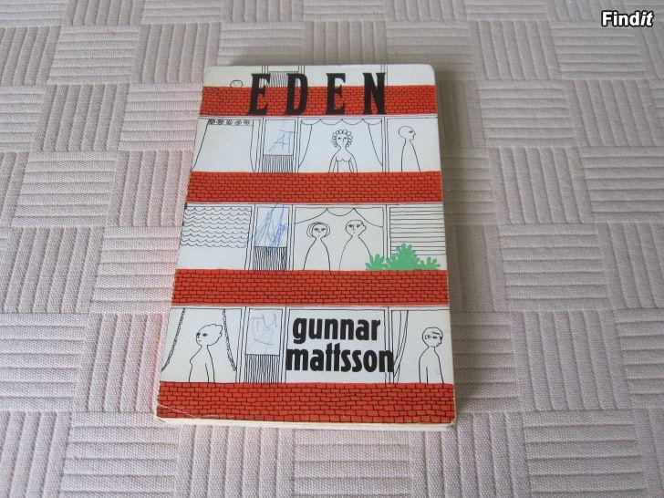Säljes Eden av Gunnar Mattsson