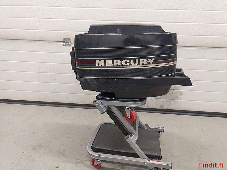 Myydään Mercury 35 Autolube
