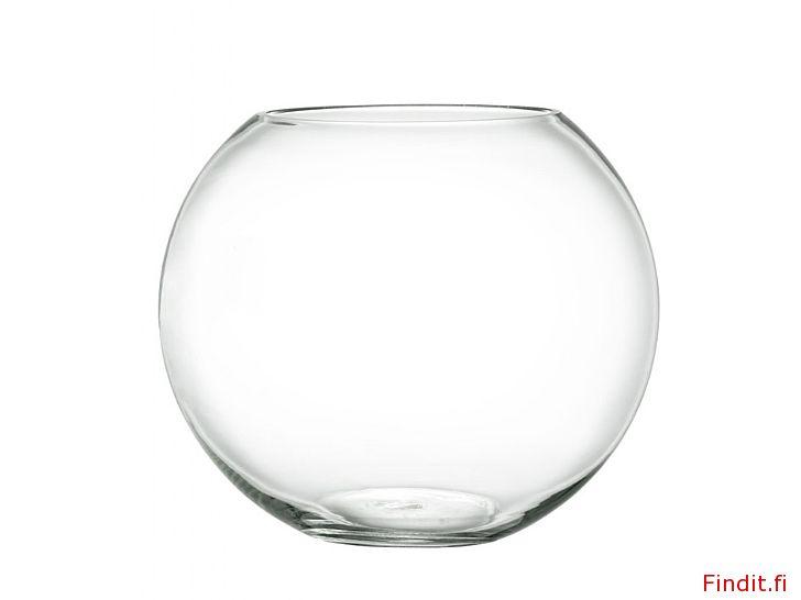 Säljes Stor Glas skål