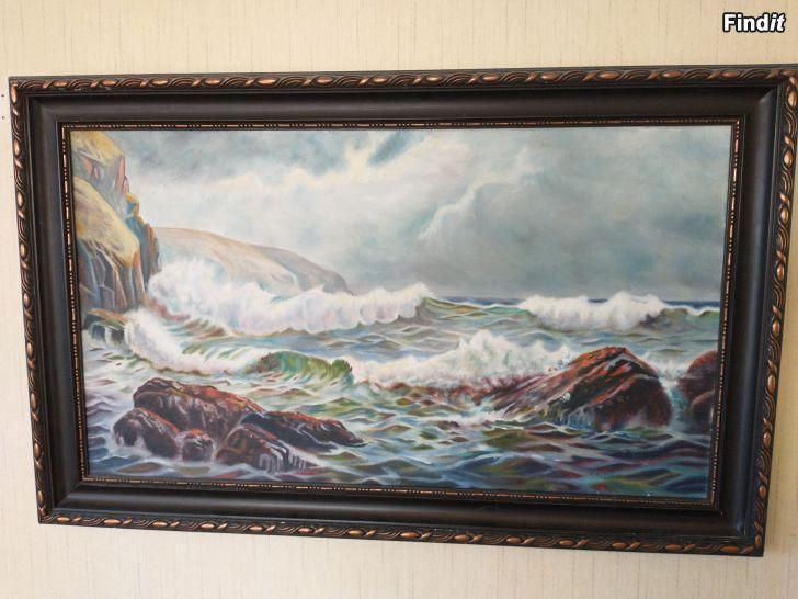 Säljes Vackra målningar av konstnärer
