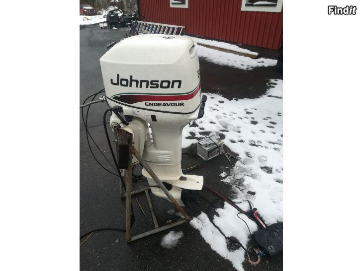 Säljes Johnson 35