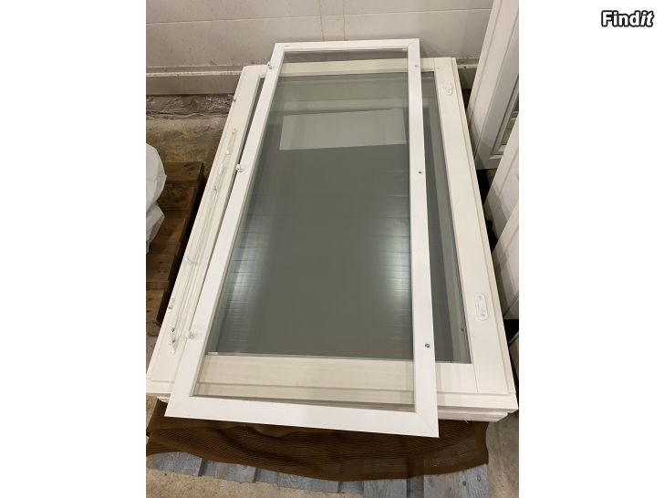 Säljes Fabriksnya kvalitetsfönster 3 glas