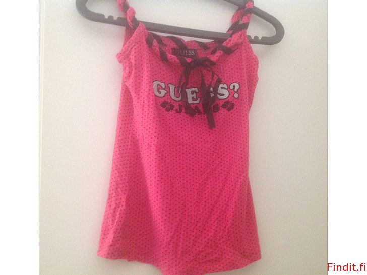 Myydään Toppi Guess by Marciano XS/S