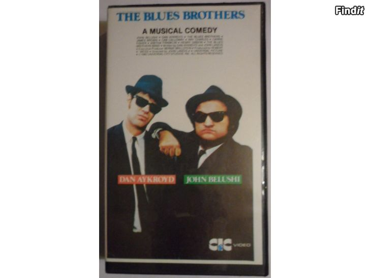 Säljes The Blues Brothers. A Musical Comedy