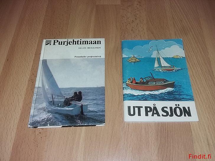 Myydään Purjehtimaan 4e/Ut på sjön 2e