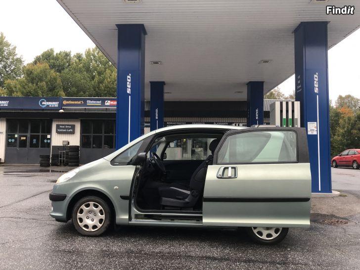 Myydään Peugeot 1007
