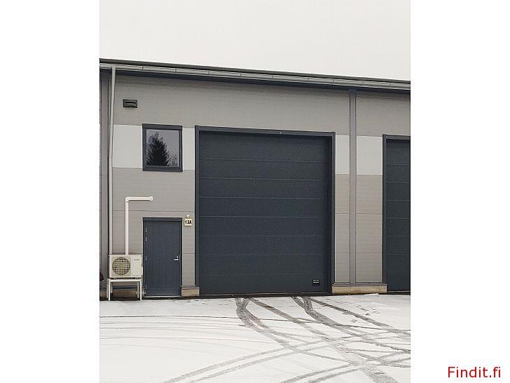 Säljes Säljes Hallaktie garage, förråd / Halliosake  101,5m2