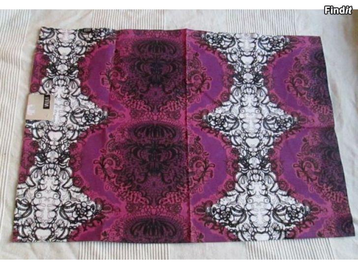 Myydään Vallila keittiöpyyhe Mandariini, uusi, purple