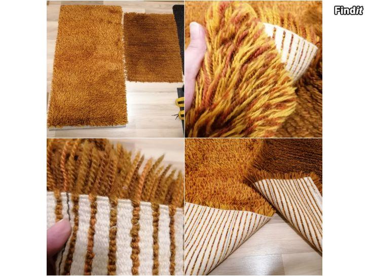 Myydään Yht 35e Ryijyt matot ryijy matti