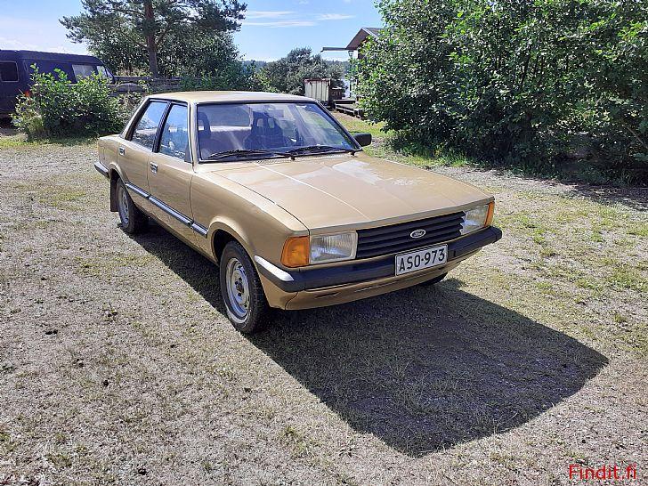 Myydään Museoauto Ford Taunus