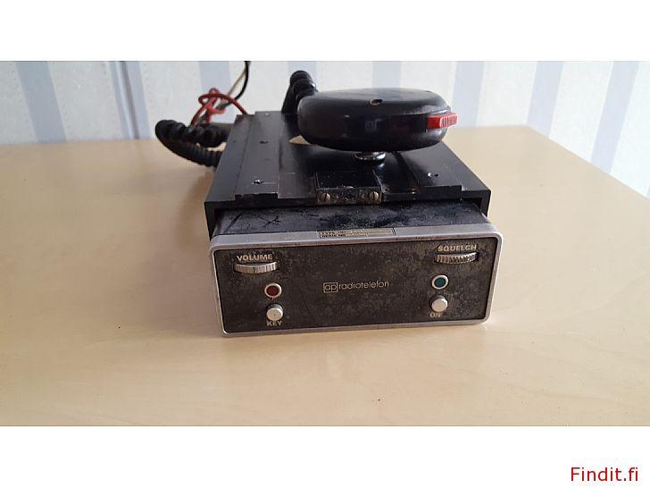 Säljes AP Radiotelefoner