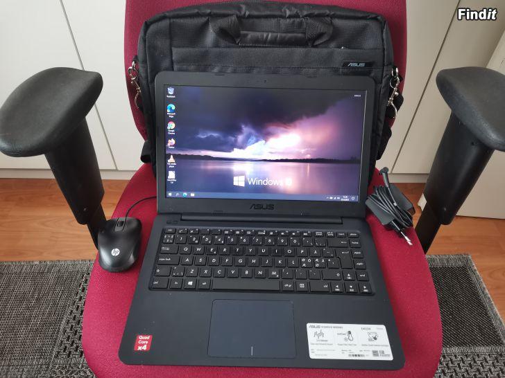 Asus E402WA 14FHD, E2-6110, 64Gb+128Gb