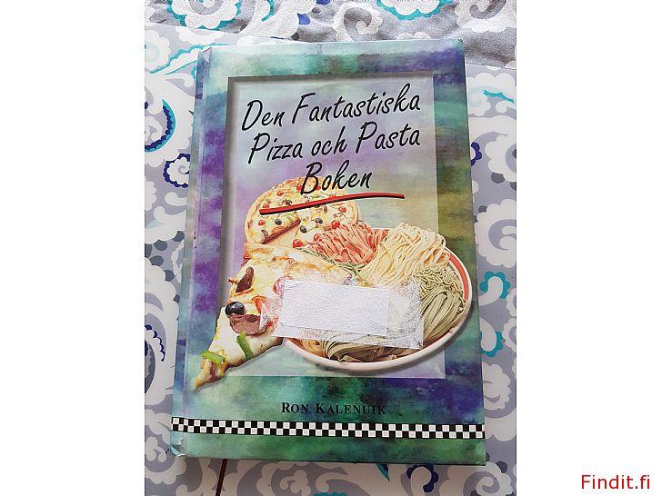 Säljes Den fantastiska pizza och pasta boken