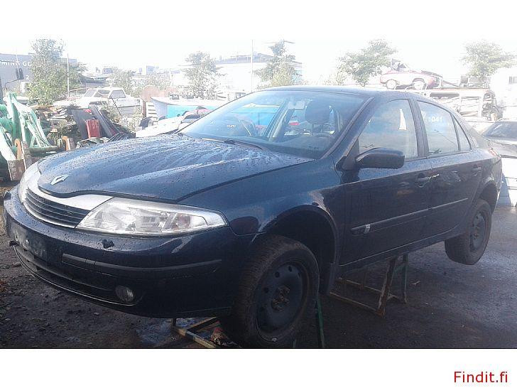 Myydään Renault Laguna purkuosaa useita 95-07 malleihin