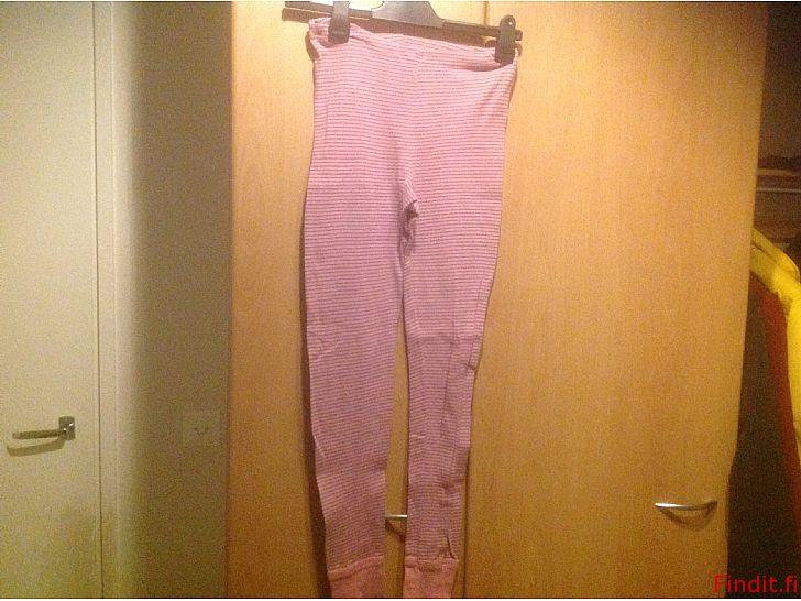 Myydään Nuorten pitkät alushousut, yhd. tai erikseen