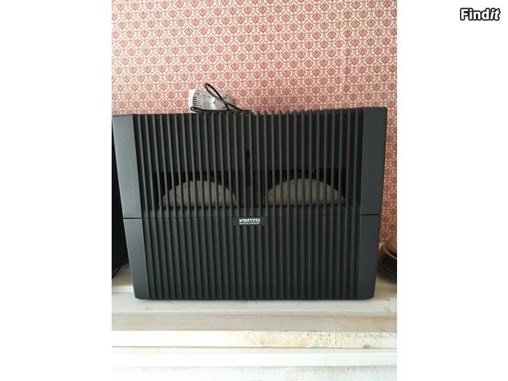 Säljes Venta LW45 luftfuktare/luftrengörare