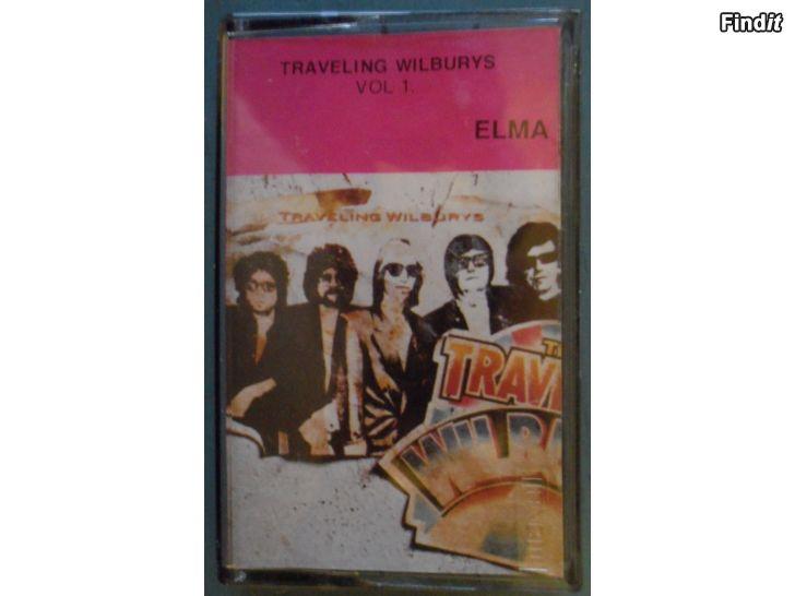 Säljes Traveling Wilburys, Vol. 1. Kassett